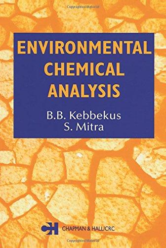 Environmental Chemical Analysis