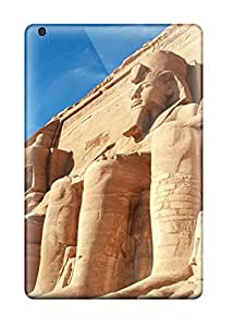 Pamela Sarich's Shop New Abu Simbel Temples Egypt Protective Ipad Mini Classic Hardshell Case