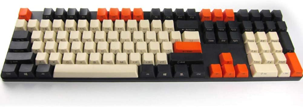 Sunzit Keycaps, 108 Tecla PBT Keycap Lindo Color Matching ...