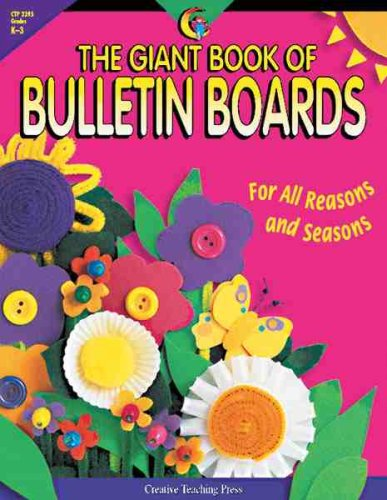Giant Book of Bulletin Boards for All Reasons and Seasons