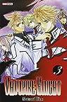 Vampire Knight, tome 3 par Matsuri Hino