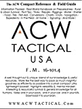 The ACW Compact Reference & Field Guide offers