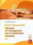Image de Manuale di management per le professioni sanitarie. Con e-book