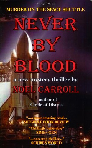 book cover of Never By Blood