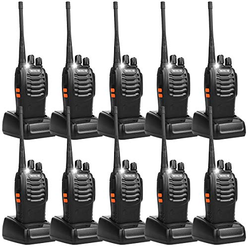 Retevis H-777 Walkie Talkies (10 Pack)