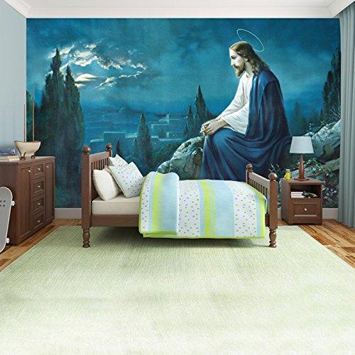 Jesus Prayer Gethesmane Garden Christianity Wall Mural Religion Photo Wallpaper