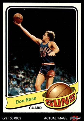 (1979 Topps # 114 Don Buse Phoenix Suns (Basketball Card) Dean's Cards 6 - EX/MT Suns)