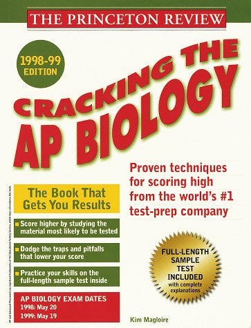 Cracking the AP Biology 1998-99 Edition (Annual)