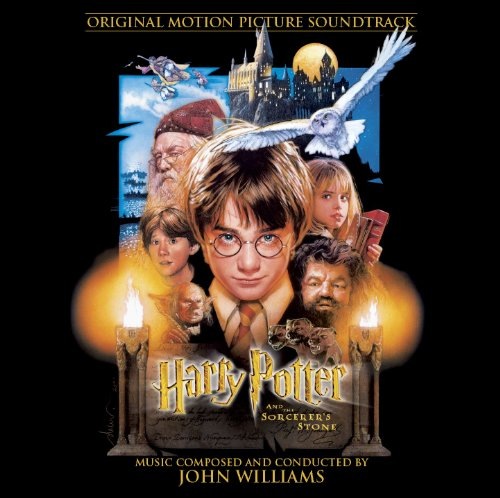 Harry Potter and The Sorcerer's Stone (AKA Philosopher's Stone) Original Motion Picture (Harry Potter And The Goblet Of Fire Music)