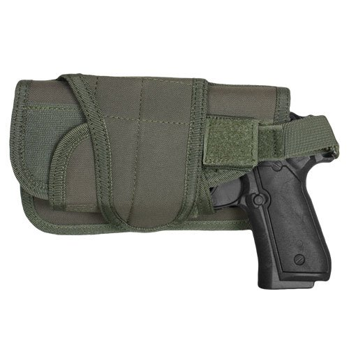 Fox Outdoor Products 58-8805 Typhoon Horizontal Mount Modular Holster, Left Hand by Fox Outdoor
