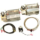 BLOTSDV Fireplace Blower Kit for Monessen Hearth Systems Fireplaces