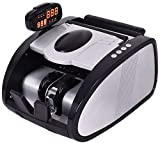 K&A Company Money Automatic Cash Currency Counter Machine Bill Counterfeit Detector Counting Professional New