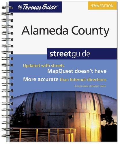 The Thomas Guide Alameda County, California (Thomas Guide Alameda County Street Guide & Directory) ebook