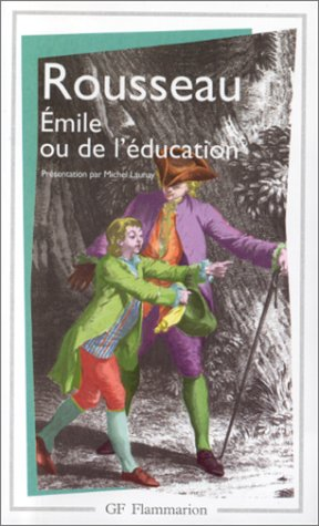 Emile Ou De L'Education