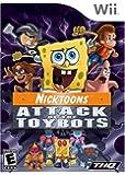 Nicktoons: Attack Toybots - Nintendo Wii