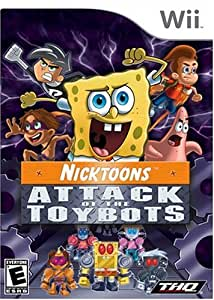Nicktoons:Attack Of The Toybots - Wii