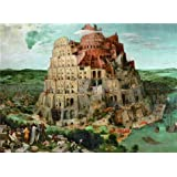 Canvas Prints Of Oil Painting ' Pieter Bruegel The Elder,Tower Of Babel,1563 ' , 10 x 14 inch / 25 x 35 cm , High Quality Polyster Canvas Is For Gifts And Bath Room, Bed Room And Nursery Decoration