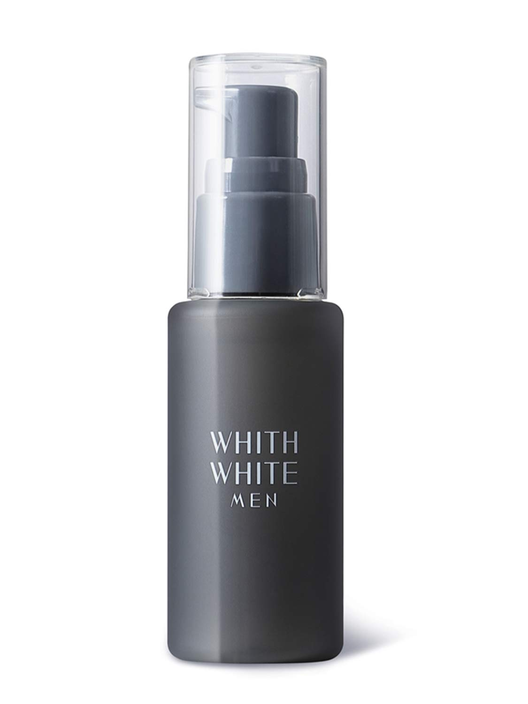 【WHITH WHITE】 MEN 美容液のサムネイル