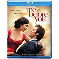 Me Before You on Blu-ray