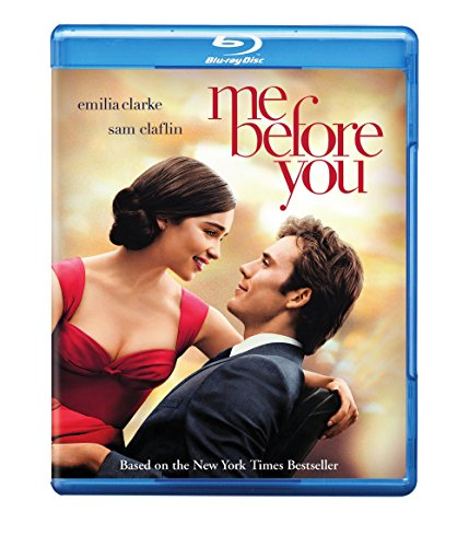 Blu-ray : Me Before You (Ultraviolet Digital Copy, Digitally Mastered in HD)