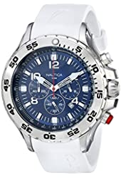 Nautica Men's N14537G NST Stainless Steel Watch