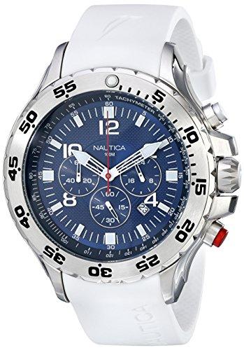Nautica N14537G Stainless Steel Watch