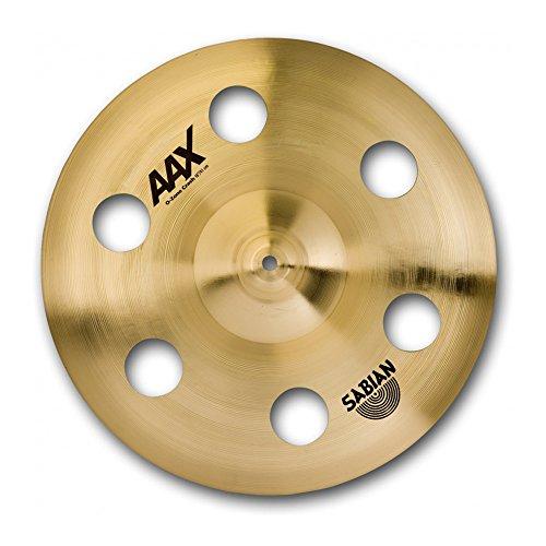 Sabian 21600XB 16-Inch AAX O-Zone Crash Cymbal - Brilliant Finish Aax Ozone Crash Cymbal