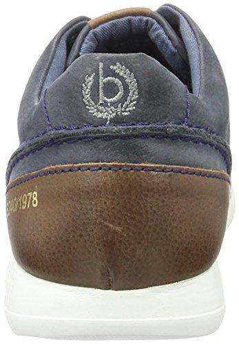 dunkelblau 43 Uomo Ginnastica Scarpe Bugatti Eu Basse Da K19015 qYASwPR