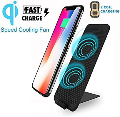 Amazon.com: DEESEE(TM) New🍁🍁2 Coils Wireless Charger Qi ... on unique homes, miniature homes, old homes, victorian homes, stilt homes, vacation homes, portable homes, townhouse homes, prefabricated homes, multi-family homes, prefab homes, rv homes, mega homes, metal homes, awnings for homes, movable homes, trailer homes, ranch homes, brick homes, colorado homes,