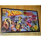 Marvel Comics X-Men Under Siege Board Game