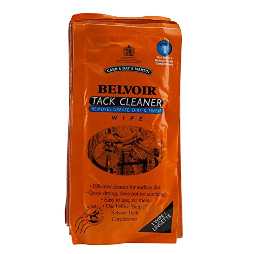 Carr & Day & Martin Belvoir Tack Cleaner Wipes