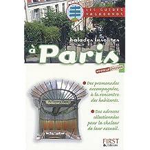 BALADES INSOLITES PARIS 2ÔME DITION