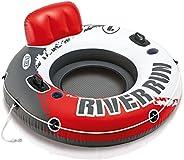 "Intex River Run I Sport Lounge, Inflatable Water Float, 53"" Dia"