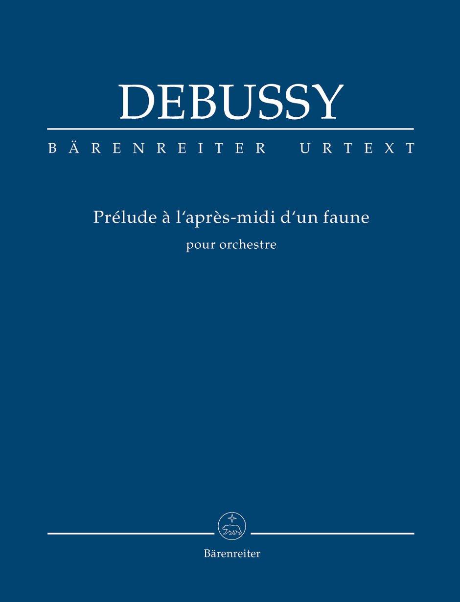 Prélude à l'après-midi d'un faune für Orchester. Studienpartitur, Urtextausgabe (Anglais) Claude Debussy Bärenreiter Verlag B0071LQ690 Musikalien