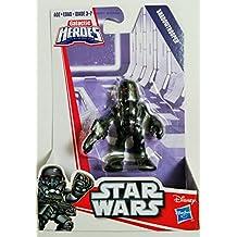 Disney Star Wars Galactic Heroes Shadow Trooper Playskool