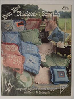 Pegasus Originals Even more Chicken Scratch Pattern Booklet