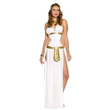Amazon.com: Disfraz de diosa griega, disfraz de Halloween ...