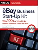 img - for eBay Business Start-Up Kit: 100s of Live Links to All the Information & Tools You Need book / textbook / text book