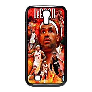 Hard Shell Case Cover For Samsung Galaxy S4 i9500 with Lebron James Fashion Style UN767470