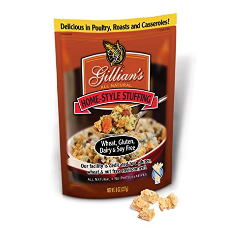 Gillian's Foods: Gluten Free Homestyle Stuffing 8 Oz (12 Pack)