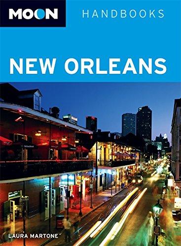 Moon New Orleans (Moon Handbooks)