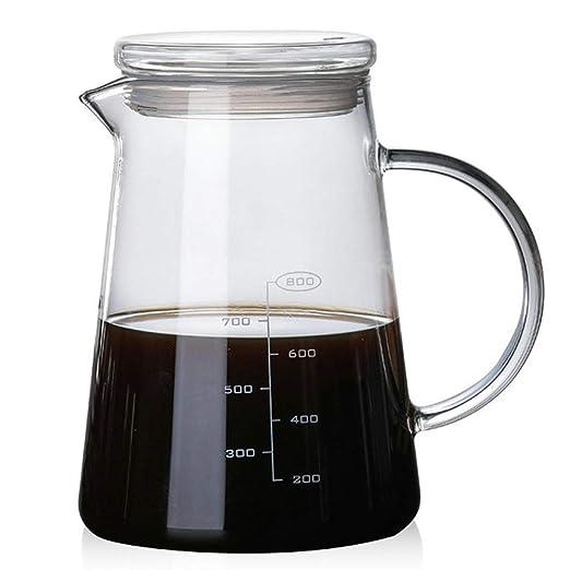 YQQ-Cafetera 1200ml V60 Servidor de la Gama de café de ...