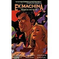 Ex Machina Vol. 4: March on War (Ex Machina (Graphic Novels))