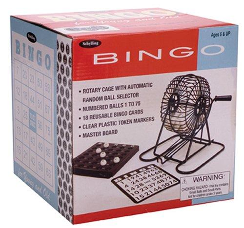 Schylling Bingo Gameの商品画像