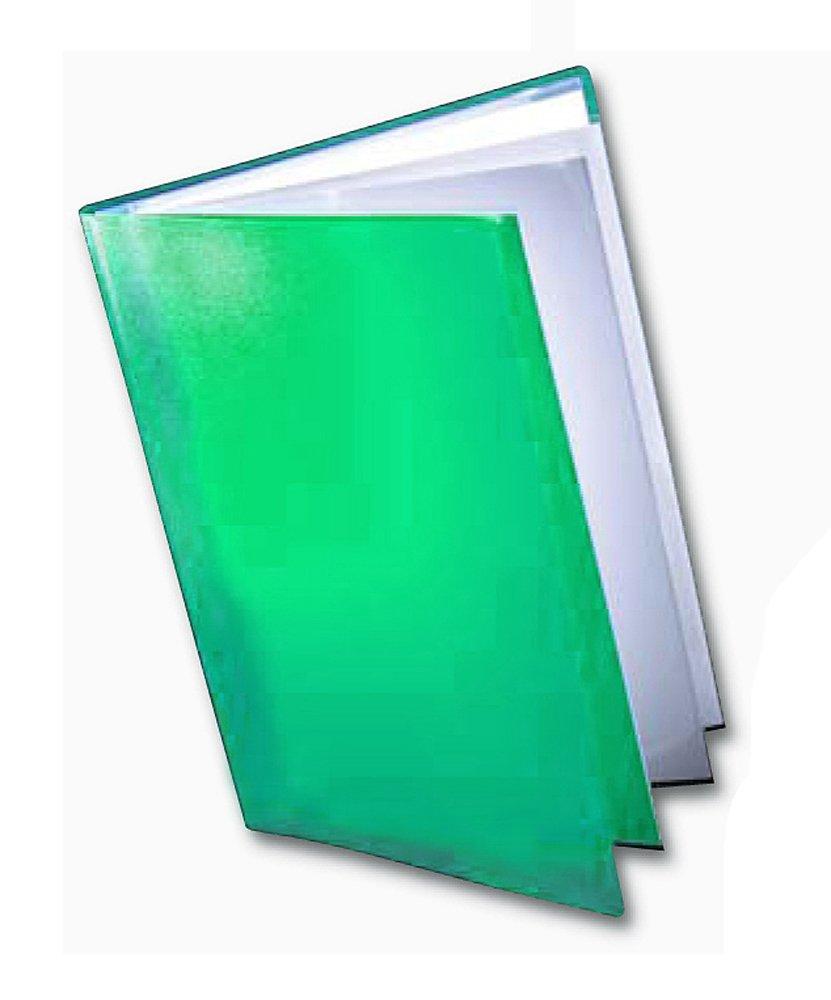 Dekko color transparente A2 Carpeta de fundas ampliable