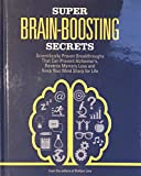 img - for super brain boosting secrets book / textbook / text book