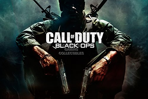 Call of Duty CGC Huge Poster Glossy Finish Black Ops PS3 PS4 Xbox 360 ONE – COD045 36 x 54 91.5cm x 137cm