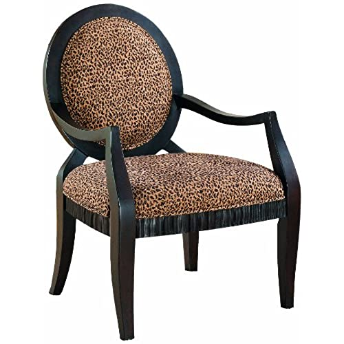 Williams Home Furnishing Leopard Occasional Chair