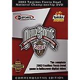 Ohio State Buckeyes: 2003 Tostitos Fiesta Bowl National Championship