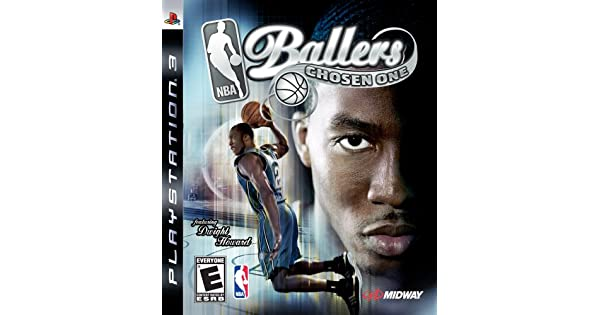 c91b552af3 Amazon.com  NBA Ballers  Chosen One - Playstation 3  Artist Not Provided   Video Games